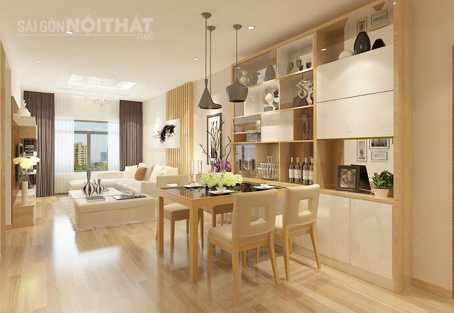 Xu hướng thiết kế nội thất căn hộ là toàn bộ các cách bài trí nội thất, thiết kế hoặc cả phối hợp màu sắc.